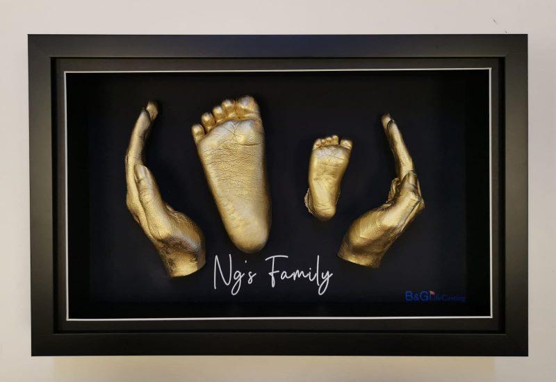 BG6 Family casts (Small frame)