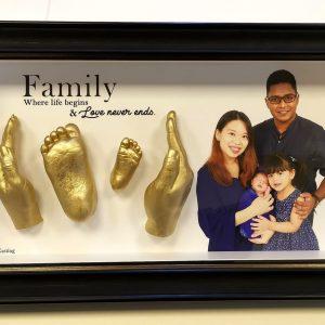 BG6 Family casts