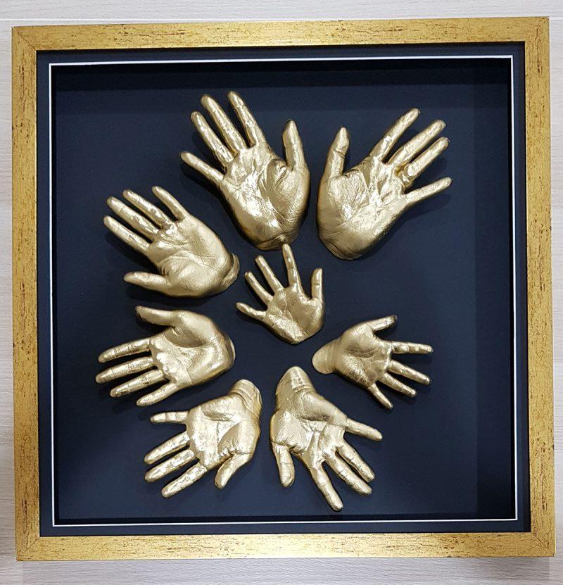 BG8A Family hands