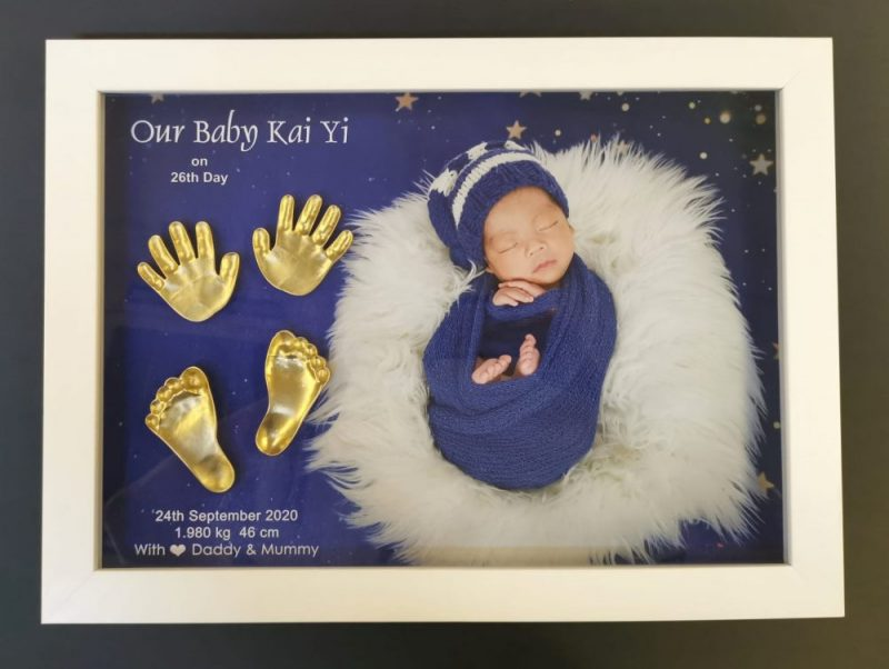 IP3 Baby Impression Casts
